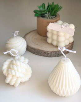 Lily White Co. Decorative Candles