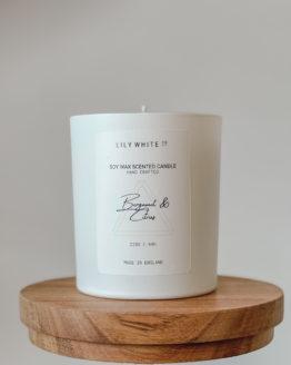LWC Signature candle Bergamot & Citrus 220G