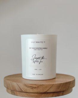LWC Signature Candle Jasmin & White Tea